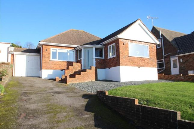 Thumbnail Detached bungalow for sale in Firle Road, North Lancing, West Sussex