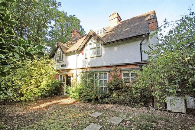 Thumbnail Detached house for sale in Wood Road, Hindhead, Surrey