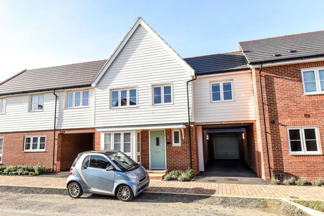 Thumbnail Terraced house to rent in Avalon Street, Aylesbury