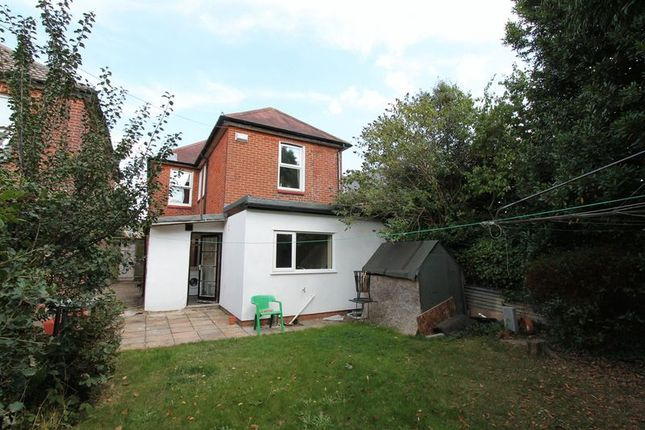 Thumbnail Detached House To Rent In Richmond Park Road Bournemouth