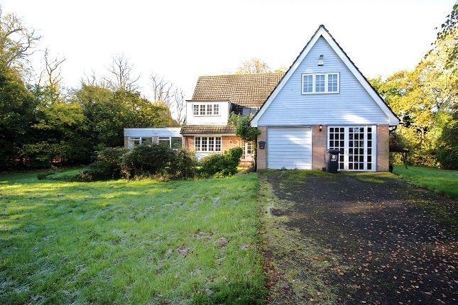 Thumbnail Detached house to rent in Main Street, Hardwick, Cambridge