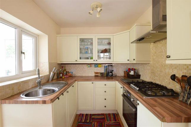 Thumbnail Detached bungalow for sale in Privett Road, Waterlooville, Hampshire