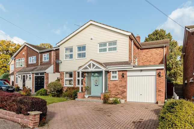 Thumbnail Detached house for sale in Docklands Avenue, Ingatestone