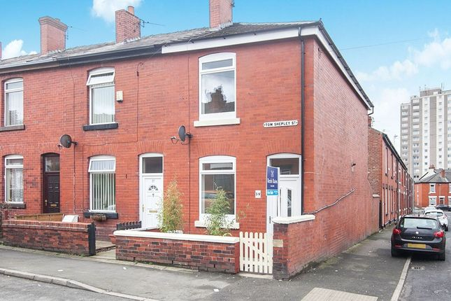 Thumbnail Terraced house for sale in Tom Shepley Street, Hyde