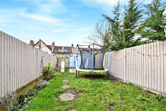 Rear Garden of Beaconsfield Road, Bexley, Kent DA5