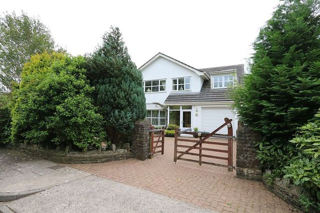 Thumbnail Detached house for sale in White Gables, Trerhyngyll, Cowbridge, Glamorgan/Morgannwg