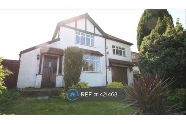 Thumbnail Detached house to rent in Marion Crescent, Orpington