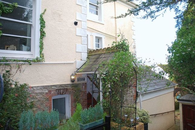 Thumbnail Cottage for sale in St. Margarets Road, St. Marychurch, Torquay