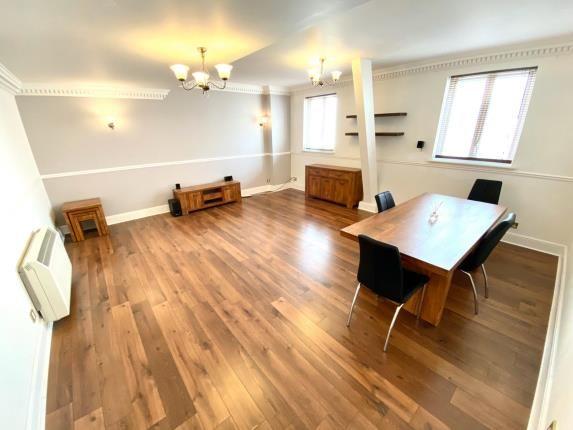 Lounge of South Western House, Southampton, Hampshire SO14