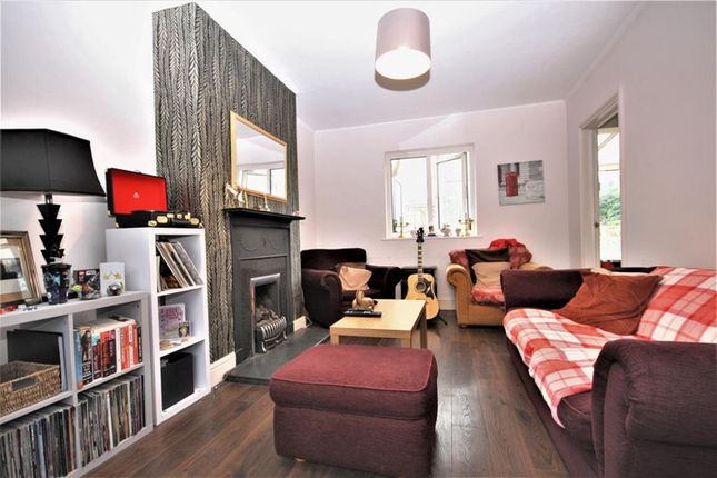 Thumbnail End terrace house for sale in Martin Bowes Road, London
