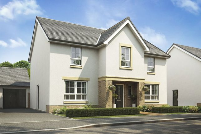 "Thumbnail Detached house for sale in ""Glenbervie"" at Frogston Road East, Edinburgh"