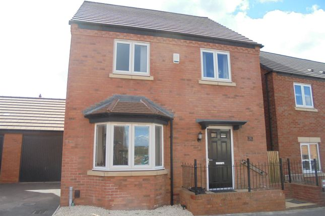 Thumbnail Property for sale in Lineton Close, Lawley Village, Telford