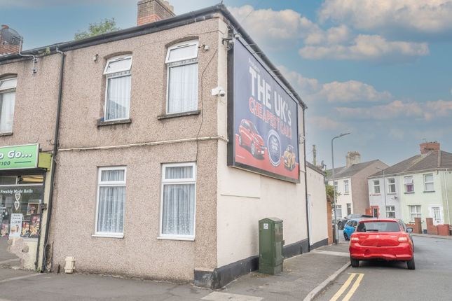 Thumbnail Terraced house for sale in Somerton Road, Newport