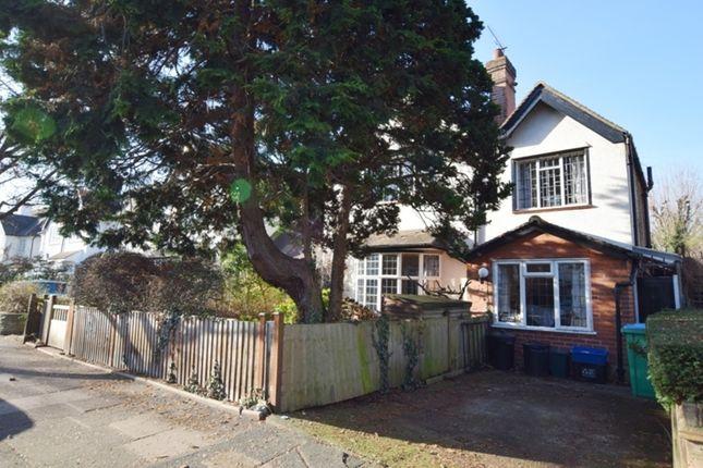 Thumbnail Semi-detached house for sale in Taylor Avenue, Kew, Richmond, Surrey