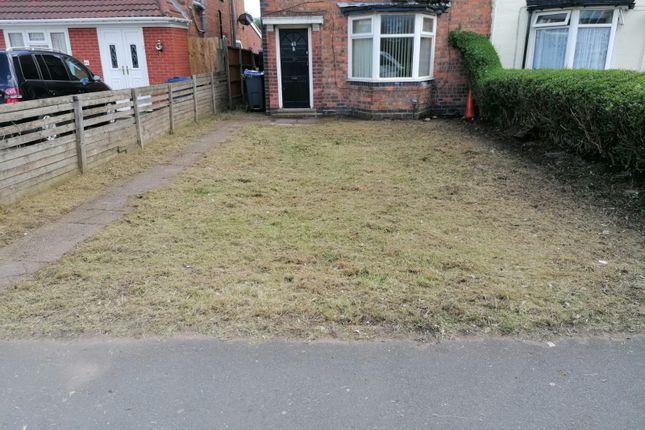 Thumbnail Flat to rent in Heybarnes Road, Birmingham