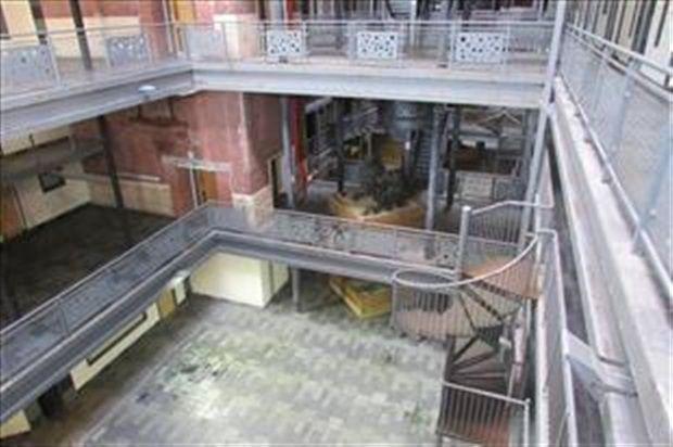 Communal Area of Centenary Mill, New Hall Lane, Preston PR1