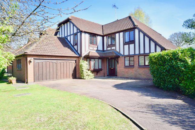 Thumbnail Detached house for sale in Shires Close, Ashtead