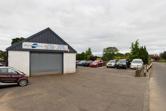 Thumbnail Light industrial for sale in Janefield, Callander