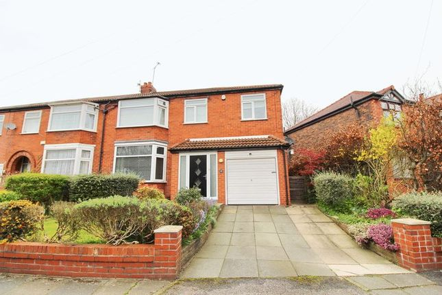 Thumbnail Semi-detached house for sale in Kingsway, Walkden, Manchester