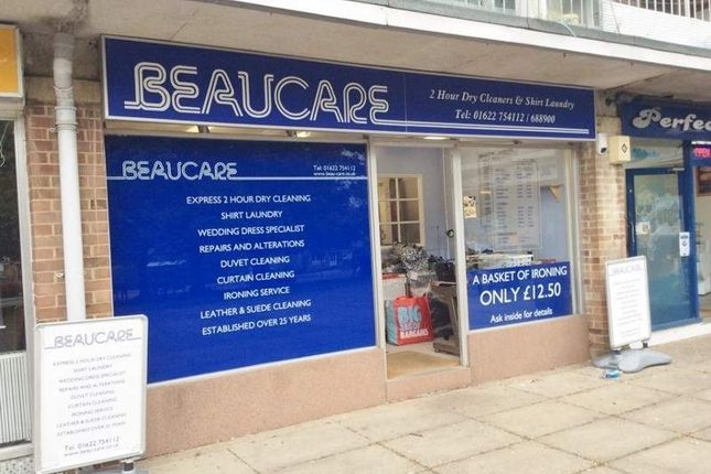 Thumbnail Retail premises for sale in 7 Snowden Parade, Maidstone
