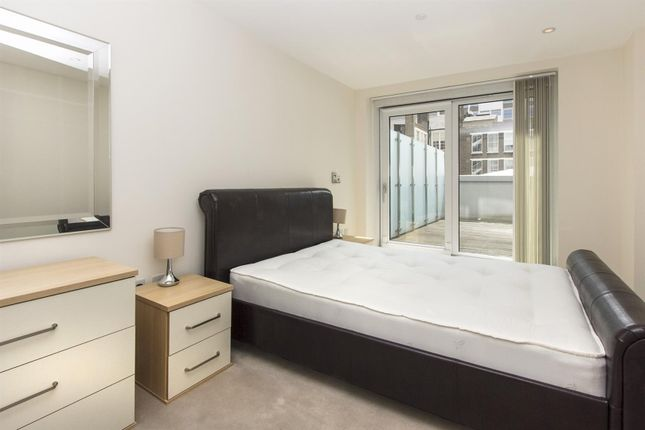 Bedroom of Bezier Apartments, 91 City Road, Aldgate, London EC1Y