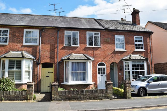 Thumbnail Terraced house for sale in Portesbery Road, Camberley, Surrey