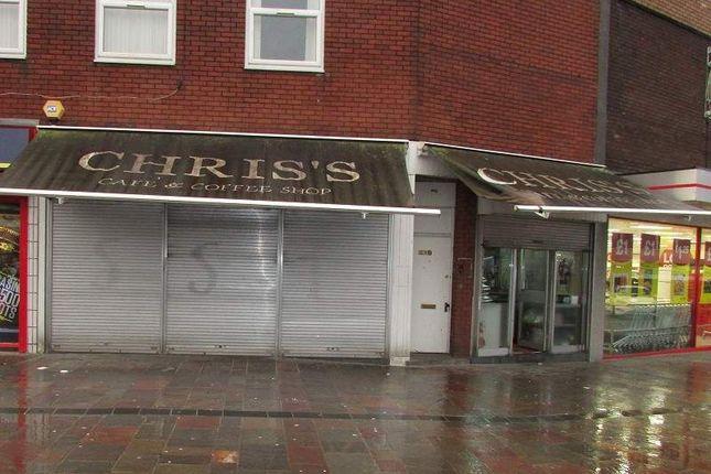 Thumbnail Restaurant/cafe for sale in 21 Bow Street, Ashton-Under-Lyne