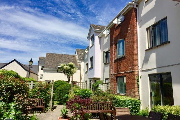 Thumbnail Flat to rent in Kerslakes Court, Honiton