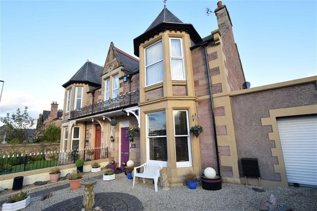 Thumbnail Semi-detached house for sale in Ballifeary Road, Inverness
