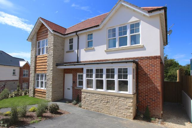 Show Home of The Brook, Prospect Way, Swanage BH19
