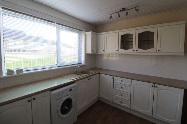 Thumbnail Flat to rent in Backbrae Street, Kilsyth, North Lanarkshire