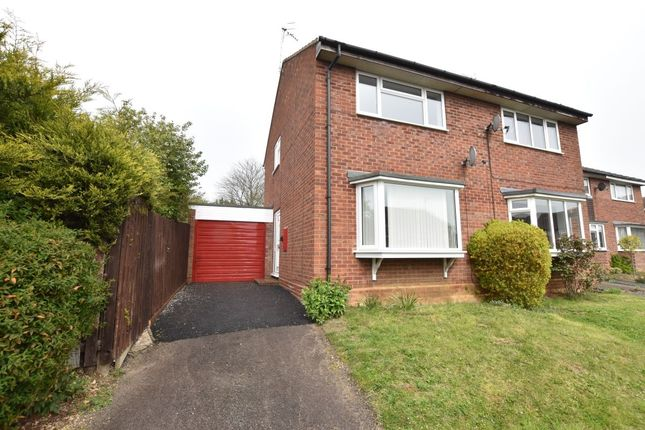 Thumbnail Semi-detached house for sale in Almond Close, Evesham