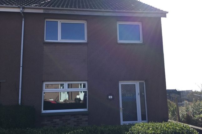 Thumbnail Terraced house to rent in Colliston, Arbroath