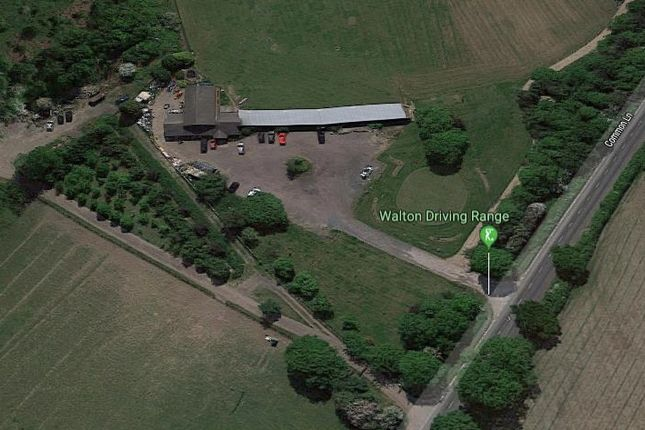 Thumbnail Land for sale in Common Lane, Walton, Wakefield