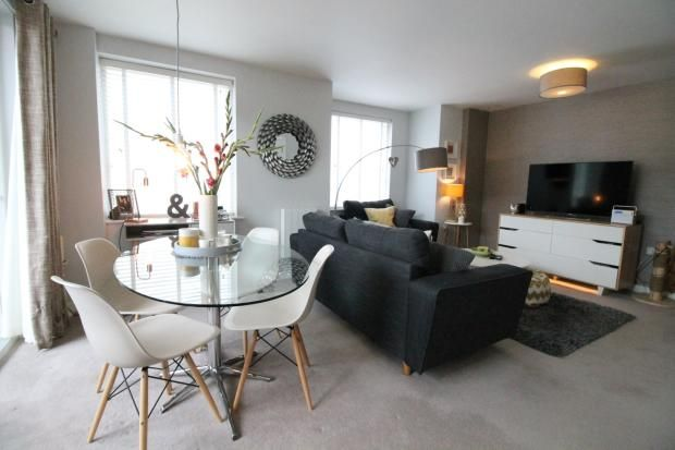 Thumbnail Flat for sale in Frimley Road, Camberley