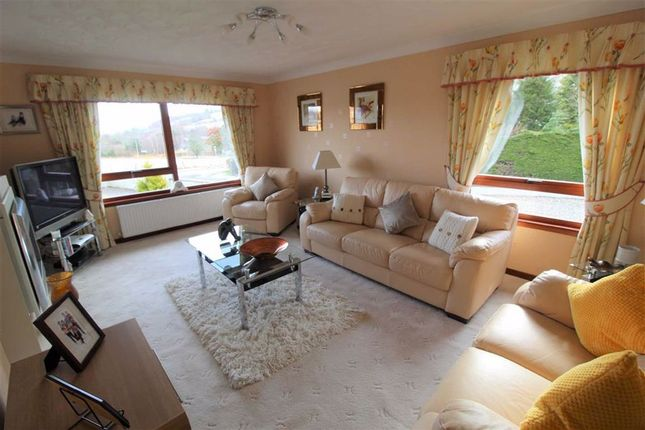 Thumbnail Detached house for sale in Tramps, Balmacaan Road, Drumnadrochit