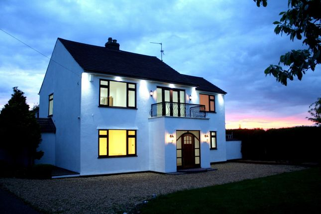 Thumbnail Detached house for sale in Lincoln Road, Peterborough