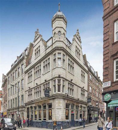 Thumbnail Flat for sale in Wardour Street, London