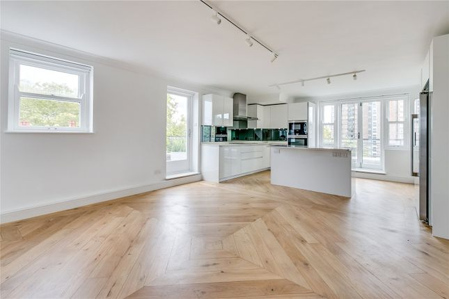 Thumbnail Flat to rent in Europa House, Randolph Avenue, Little Venice, London