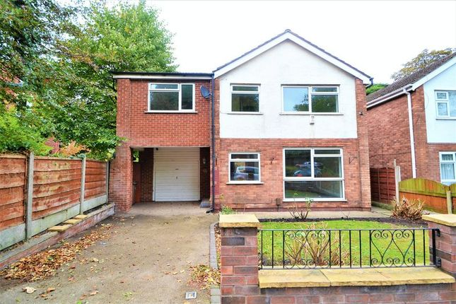 Thumbnail Detached house to rent in Half Edge Lane, Eccles, Manchester