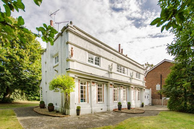 Thumbnail Detached house for sale in Private Road, Bush Hill Park