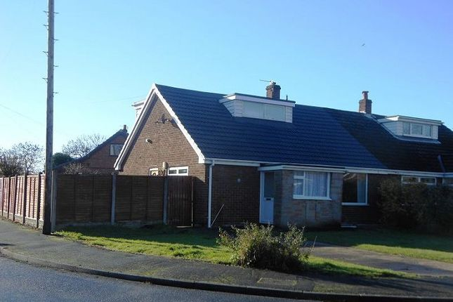 Thumbnail Semi-detached house to rent in Tristan Avenue, Walmer Bridge, Preston, Lancashire