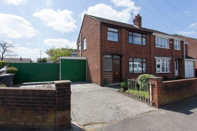Thumbnail Semi-detached house for sale in Carr Lane, Wigan