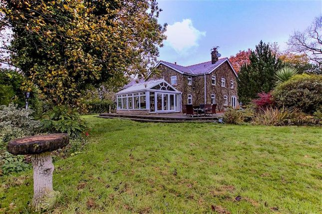 Thumbnail Farmhouse for sale in Back Lane, Heath Charnock, Lancashire