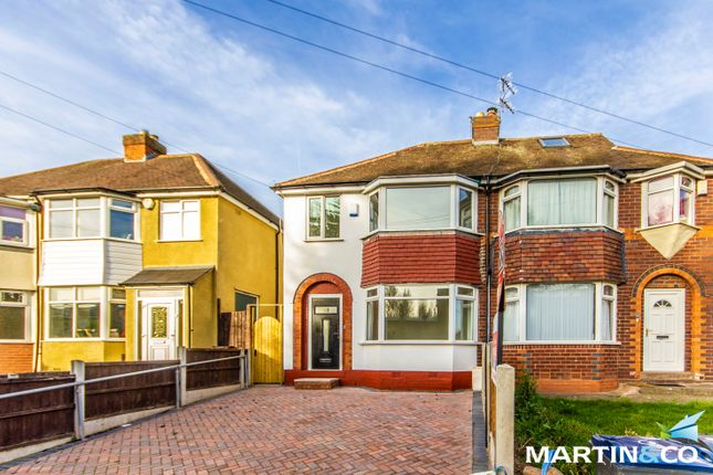 Semi-detached house in  Edgemond Avenue  Erdington  Birmingham