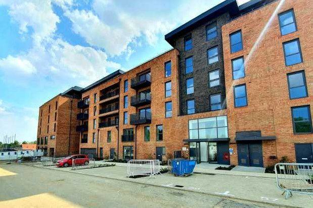 Thumbnail Flat to rent in Park Street, Milton Keynes
