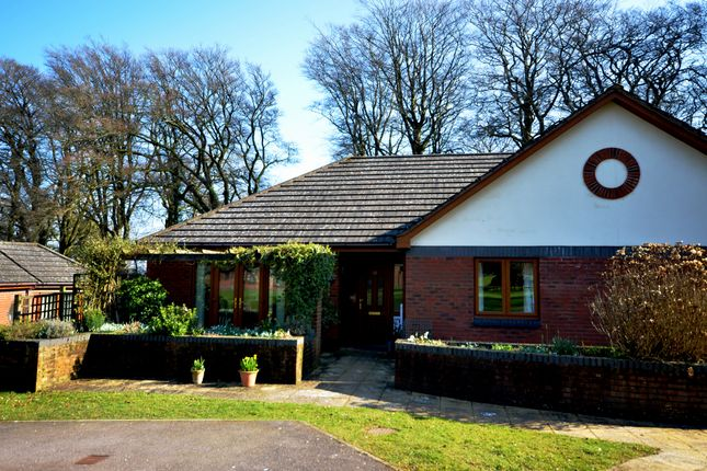 Thumbnail Bungalow for sale in 20 The Paddocks, Gittisham Hill Park, Honiton, Devon