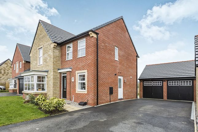Thumbnail Detached house for sale in Croal Road, Clitheroe