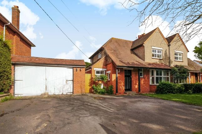 Thumbnail Semi-detached house to rent in Thatcham, Berkshire