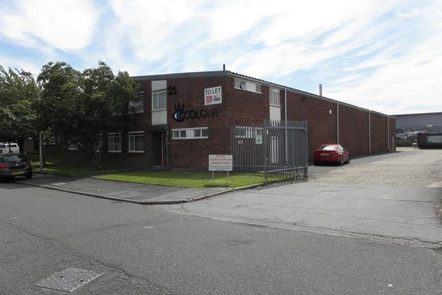 Thumbnail Light industrial to let in Unit 25/27 Bilton Way, Dallow Road, Luton, Bedfordshire